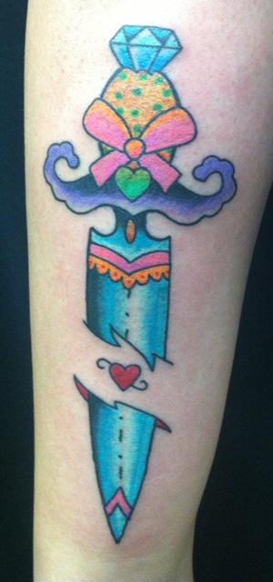 Her Dagger - Beth Kennedy