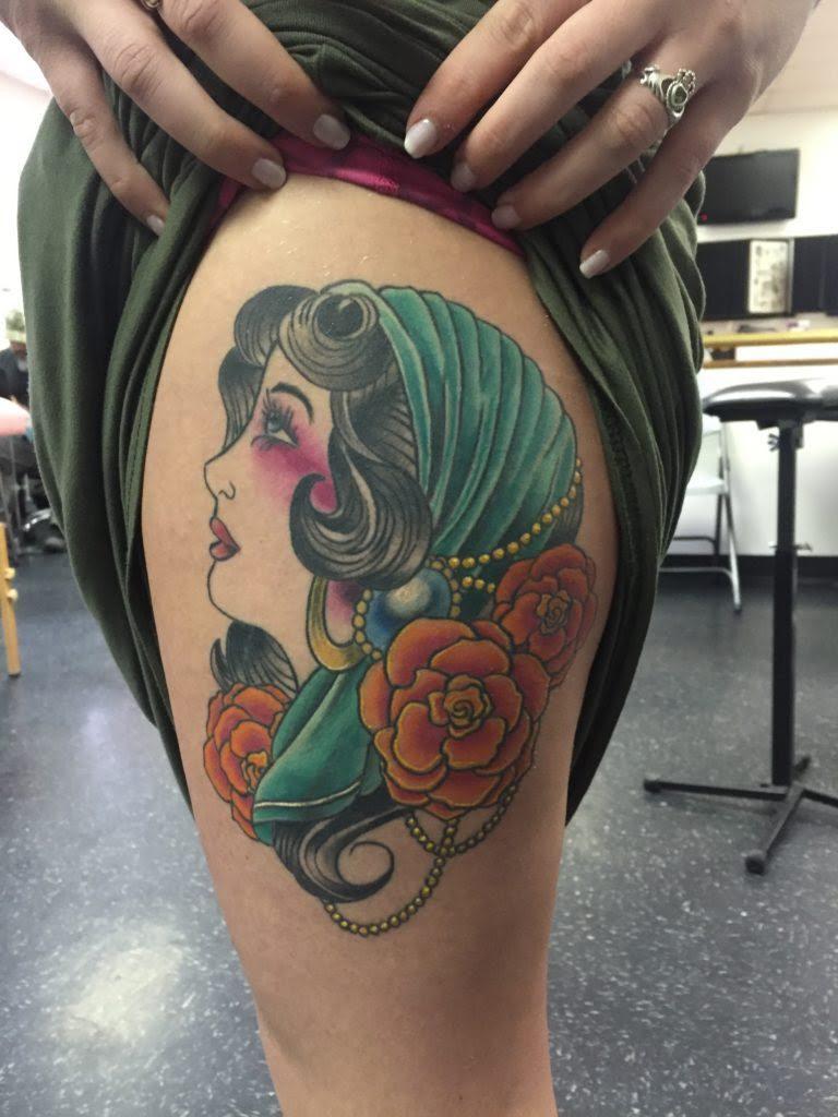 Gypsy Girl by Josh Hart