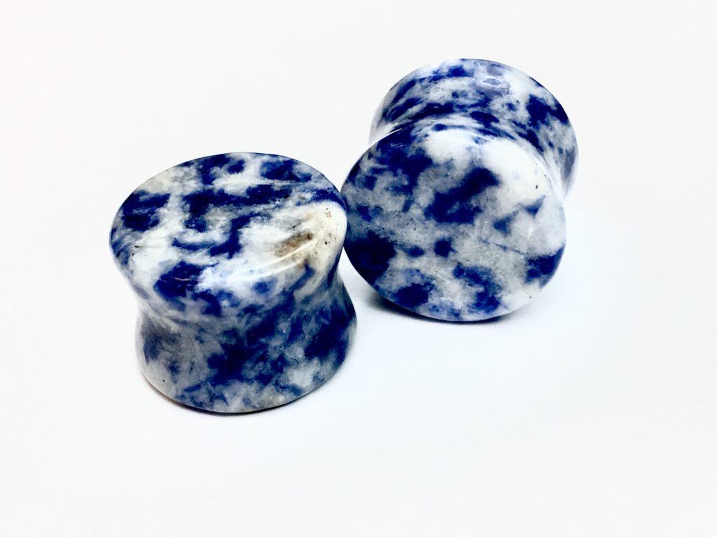 stone plugs